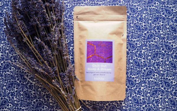 Tushita Chill out Sleep & Dream Tea