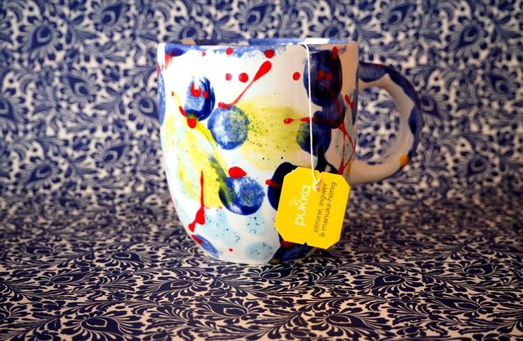 International Tea Day Pukka Zitrone, Ingwer & Manuka Honig