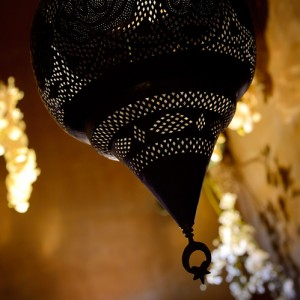 Aiyasha Spa Lampe