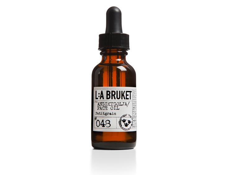 L:A BRUKET_Facie Oil