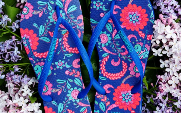 Havaianas Liberty Collection