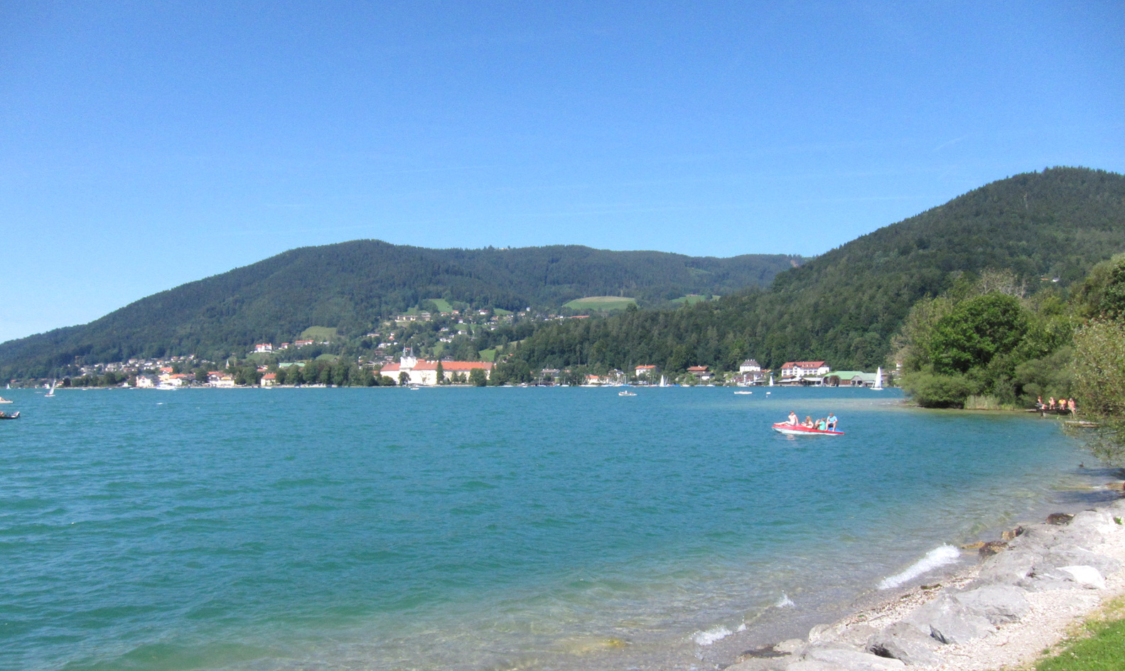 Ohhh... so relaxed Tegernsee