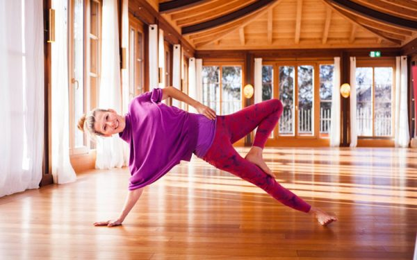 Yoga-Retreat mit Gabriela Bozic. Schloss Elmau. ohhhsorelaxed.com