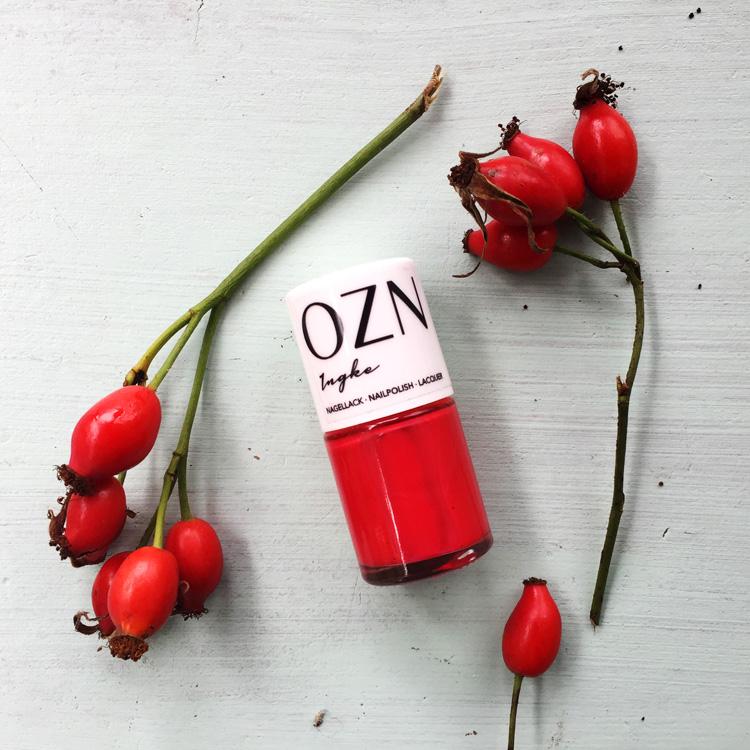 "vegane Nagellacke von OZN ""Ingke"" auf Ohhhsorelaxed.com"