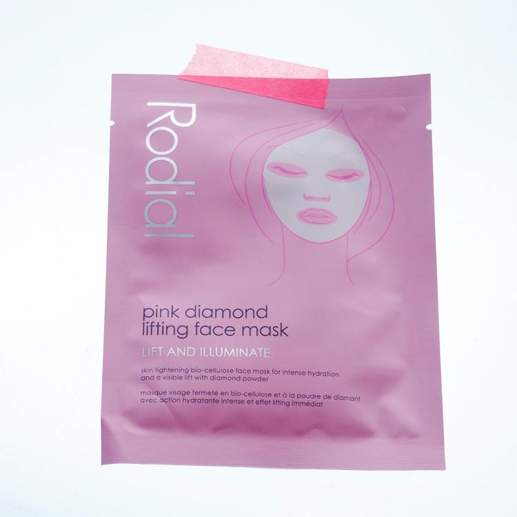 Facial To Go: Rodial Pink Diamond Lifting Sheet Masks. ohhhsorelaxed.com