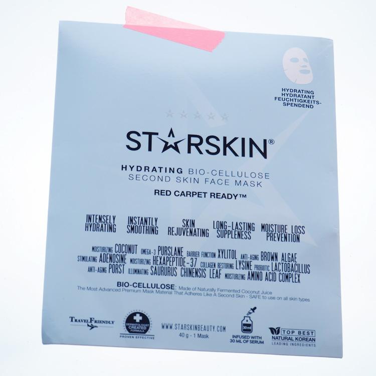 Facial To Go: Starskin Red Carpet Ready Hydrating Sheet Masks. ohhhsorelaxed.com