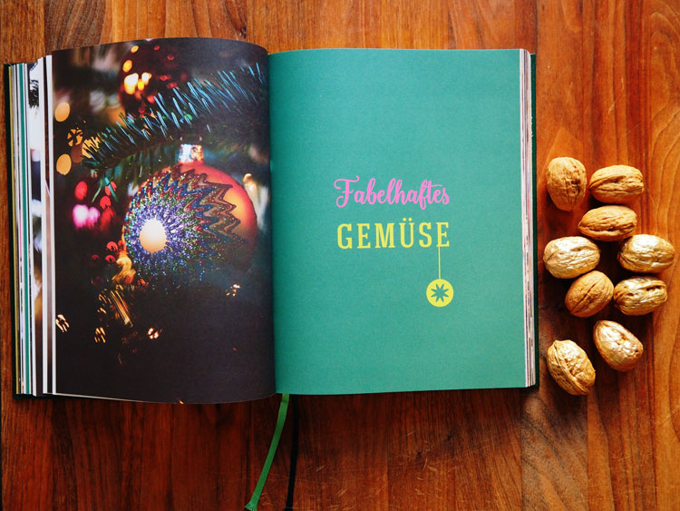 aJamie Oliver Weihnachtskochbuch. Review on Ohhh... so relaxed
