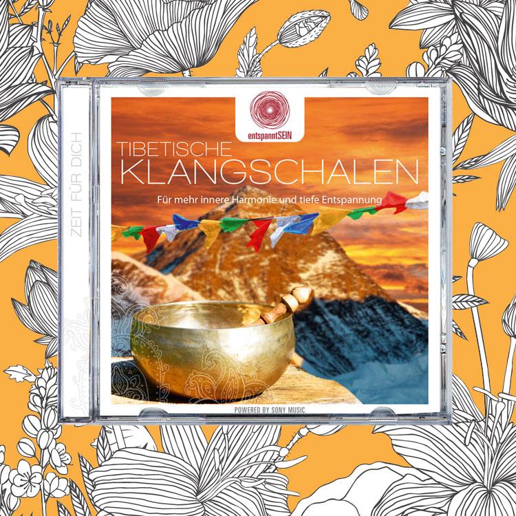 EntspanntSein Wellnessmusik Tibetische Klangschalen. Ohhh... so relaxed Sounds.