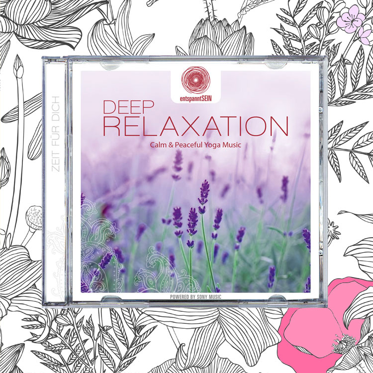EntspanntSein Wellnessmusik Deep Relaxation. Ohhh... so relaxed Sounds.