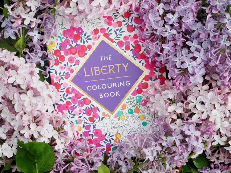 The Liberty Colouring Book, ohhhsorelaxed.com