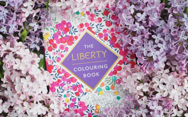 The Liberty Colouring Book, ohhhsorelaxed.com