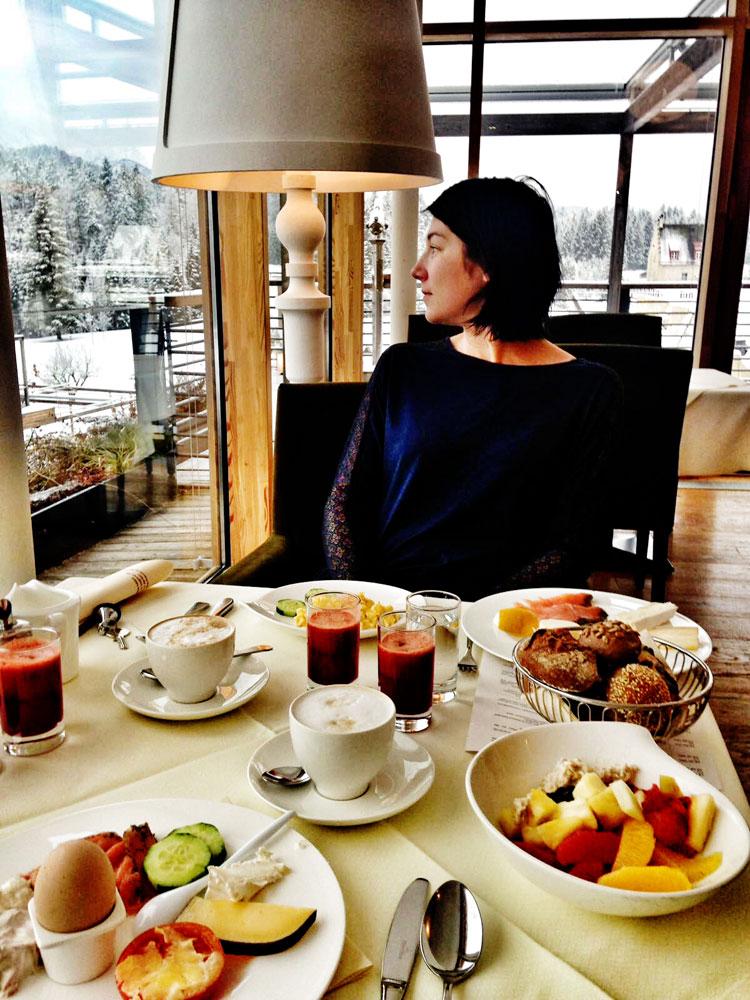 Wellnesshotel-Review von Michèle Loetzner: Das Kranzbach reviewed by ohhhsorelaxed.com