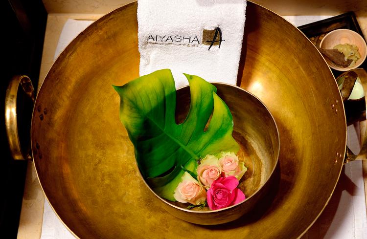 2 Stunden nur für mich: Michèle Loetzner im Aiyasha Spa. ohhhsorelaxed.com