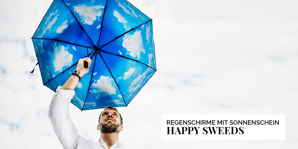 Happy Places to go von HappySweeds: Umbrella Sky Lake