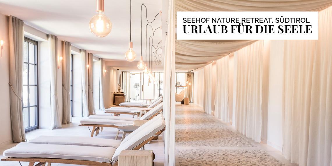 Seehof Nature Retreat Review Erfahrungsbericht auf ohhhsorelaxed.com