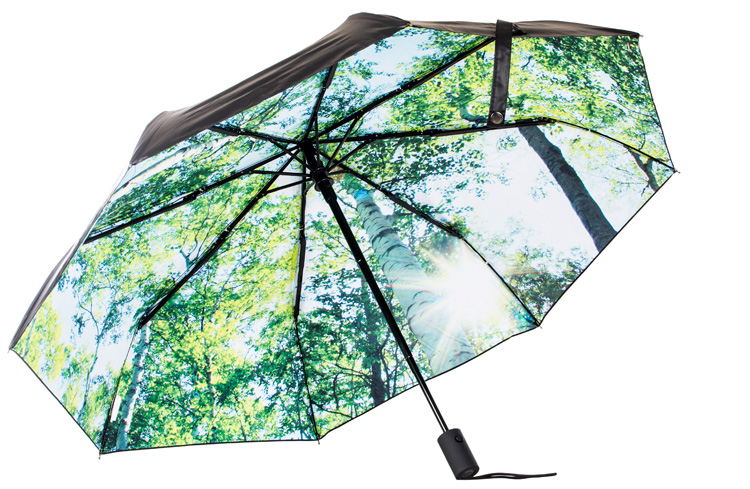 Happy Places to go von HappySweeds: Umbrella Forest