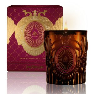 Aromatherapie Adventskranz. Panpuri Botany Ambiance Classic Candle. ohhhsorelaxed.com