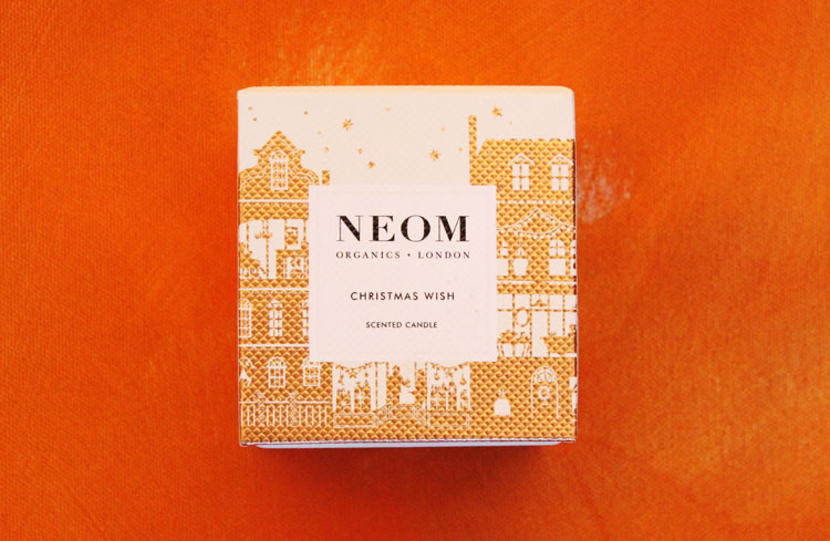 Winterliche Duftkerzen. Neom Organics Christmas Wish Candle by ohhhsorelaxed.com