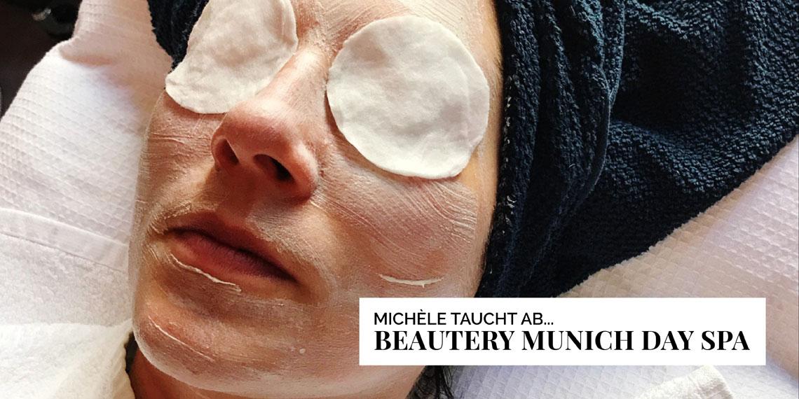 2 Stunden nur für mich: Beautery Munich by Michèle Loetzner for ohhhsorelaxed.com