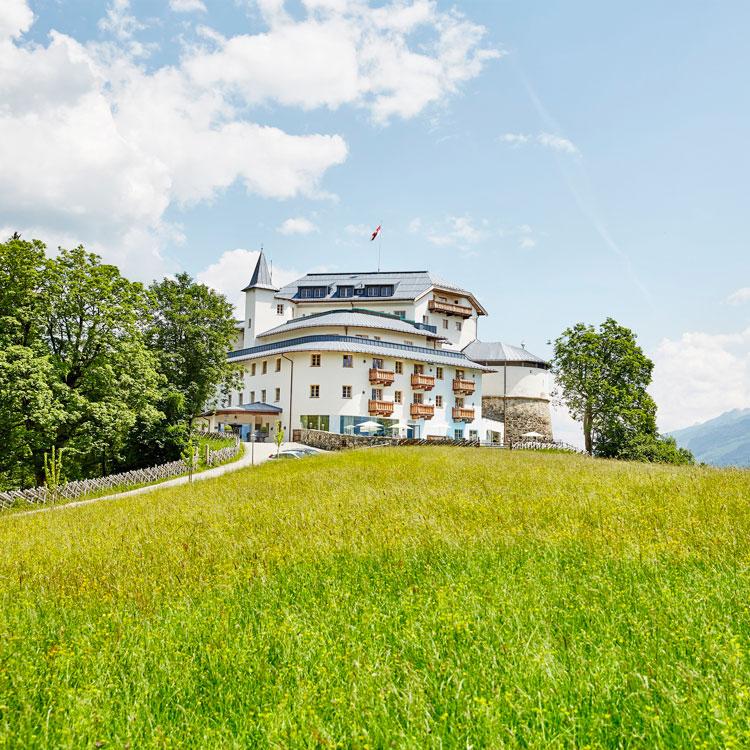 Ohhhsorelaxed.com Review des Schloss Mittersill