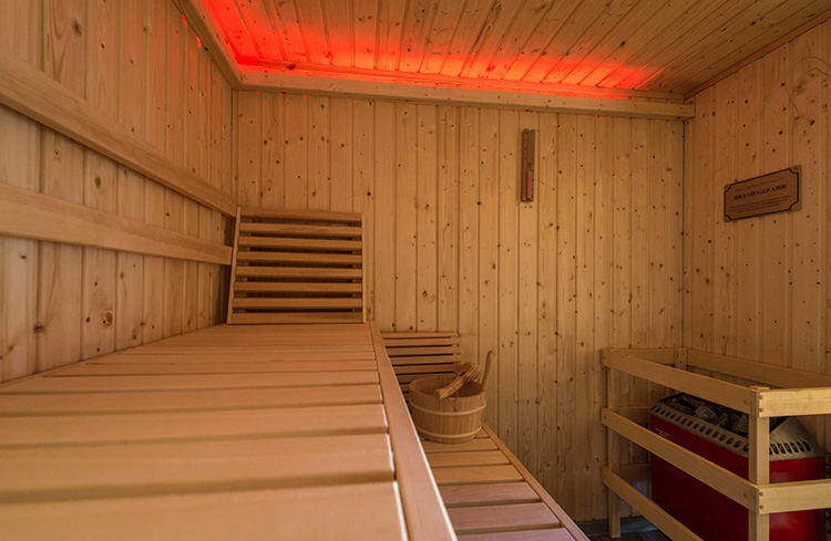 Ohhh... so relaxed Wellness Destination Review: traumHaff Ostsee Retreat